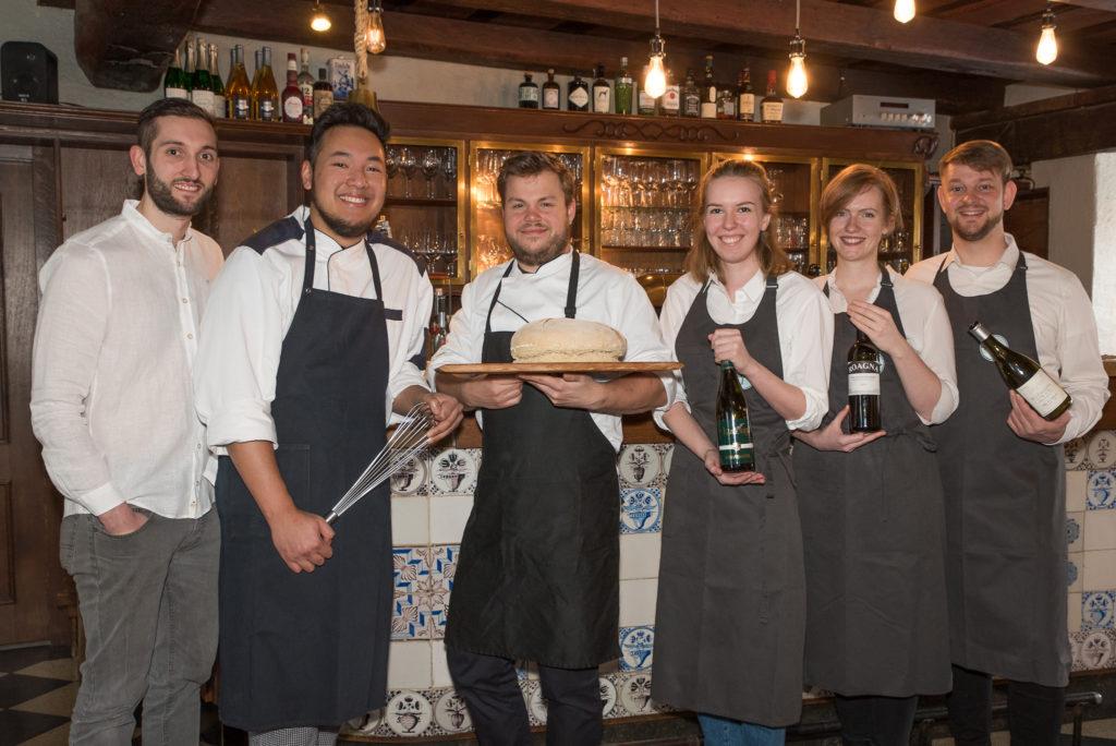 henriks restaurant muenster hiltrup team mitarbeiter jobs